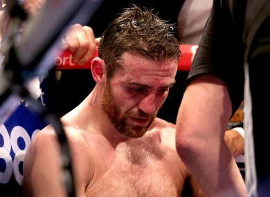 Macklin: 35 wins and six defeats since turning pro in 2001.