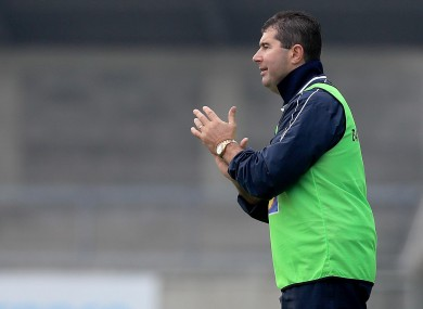 Donegal boss checks himself out of hospital to see side ...