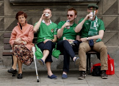 Over 275,000 ticket applications were made by Ireland fans for Euro 2016 tickets.