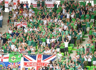 Tens of thousands of Northern Ireland supporters will travel to France for Euro 2016.