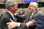 """Why are you here?"" - An EU chief wasn't impressed with Nigel Farage today"
