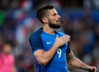 Why France Fans Are Booing Olivier Giroud And Why It Has To Stop