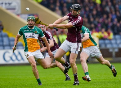 Galway book Leinster final date with Kilkenny after win over spirited Offaly