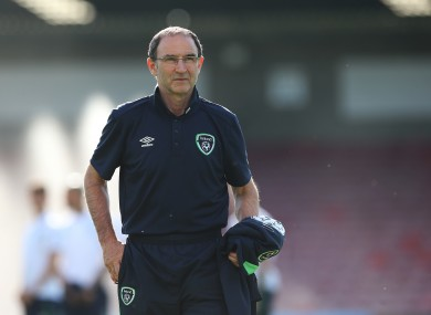 Martin O'Neill has come under fire for recent controversial comments.