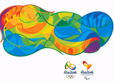 The Rio logos.