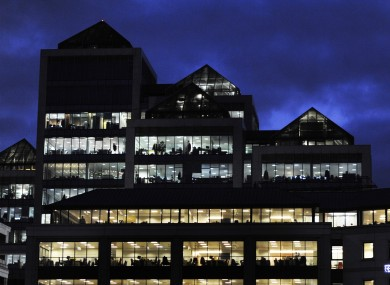 Fidelity is expected to take up office space in George's Quay House, Dublin 2.