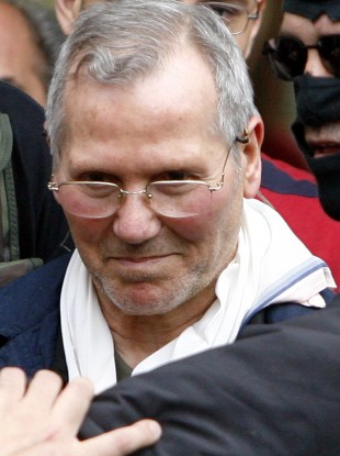 Provenzano was arrested in 2006 after 40 years on the run.