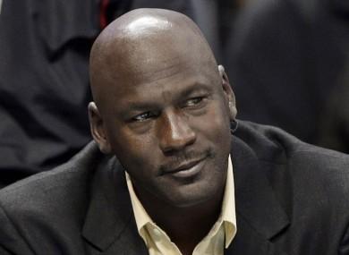 Michael Jordan (file pic).
