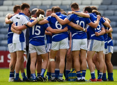 Laois are on the hunt for a new manager.