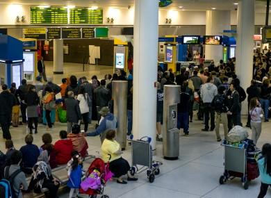 File photo of JFK Airport in 2014.