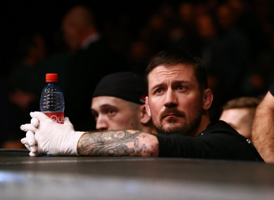 We'll be chatting to John Kavanagh on Facebook Live this evening.