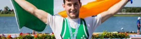 Gold! Paul O'Donovan blows rivals away to storm to World Rowing Championship glory
