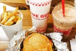Five Guys is FINALLY opening its doors in Dundrum next Monday
