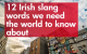 12 pieces of Irish slang we need the world to know about