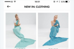 Cold people everywhere need this 'mermaid blanket' from ASOS in their lives
