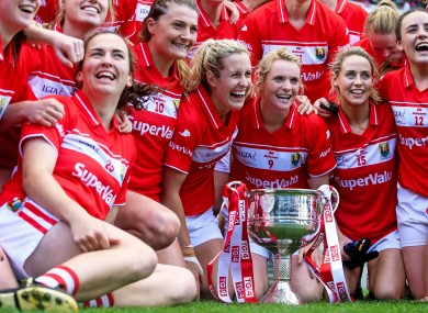 Cork: a remarkable 11th All-Ireland title in 12 seasons.