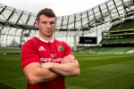 Peter O'Mahony is on the bench for Munster tomorrow.