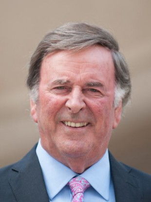 Sir Terry Wogan pictured in 2012