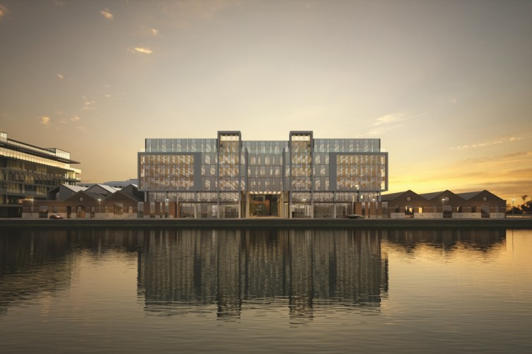 Construction begins on top of the range €100 million Dublin office