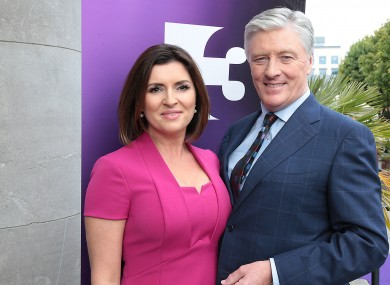 Pat Kenny and Colette Fitzpatrick take the reins of a new current affairs show.