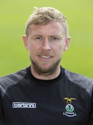 Inverness Caledonian Thistle manager Richie Foran.