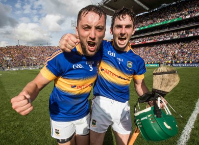 Tipperary players James Barry and Cathal Barrett have both been nominated.