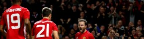 Juan Mata goal sees Man United earn vital win over rivals City