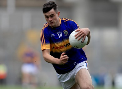 Michael Quinlivan scored eight points today.