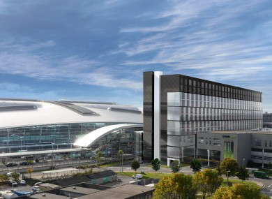 One Of Ireland S Gest Hotels Is Set To Be Built On The Doorstep Dublin Airport