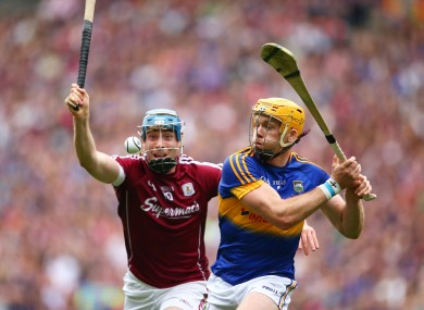 Padraic Maher (Thurles Sarsfields) and Conor Cooney (St Thomas) had a good day on the club front.
