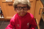 This 9-year-old from Dublin absolutely nailed his Klopp Halloween costume