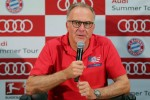 Rummenigge blasts Premier League clubs for 'kidnapping'