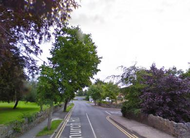 Church Road, Athy