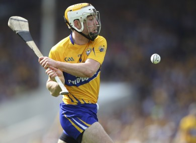 Clare star Conor McGrath was operated on by Patrick Carton, before winning an All-Ireland medal in 2013.