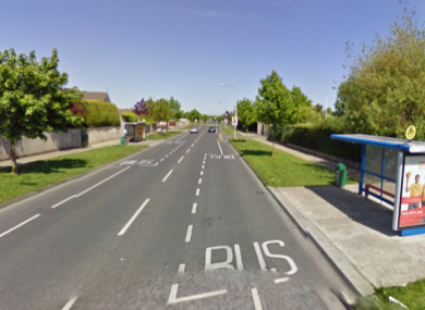 Hartstown Road in Dublin