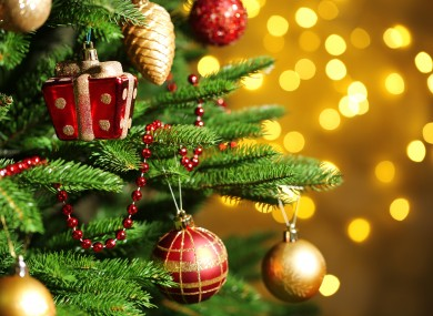 poll whens the right time to put up your christmas tree - When Do You Put Up Your Christmas Tree