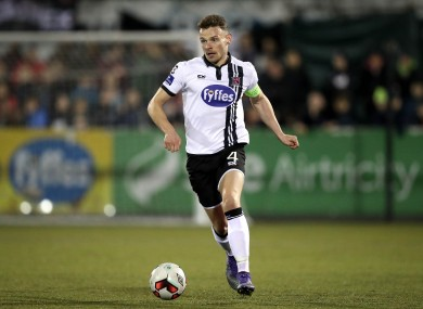 Boyle has been immense for Dundalk during his three years at the club and captained the team in Stephen O'Donnell's absence.