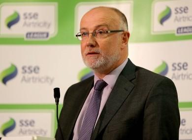 FAI director of competitions Fran Gavin.