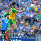 Marvellous throughout the season for Donegal, McHugh was a constant force of energy. Netted a brace in the league opener against Down, a goal in their All-Ireland exit to Dublin and brought his club Kilcar to the Donegal county final. <span class=