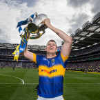 Raising nine white flags due to shots from open play in an All-Ireland final was a testament to Callanan's prowess. The focal point of Tipperary's attack, he did an All-Star three-in-a-row and scored 2-47 overall in the championship.<span class=