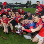 For the second time ever, St Thomas reach the peak of Galway club hurling.<span class=