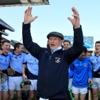 A special moment for Willie Mulcahy and the Na Piarsaigh players as they became the first Limerick club to win the All-Ireland SHC title.<span class=