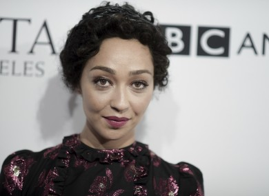 Irish actress Ruth Negga