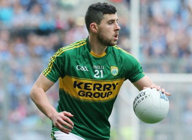 Kerry's Michael Geaney scored 1-2 for UL.