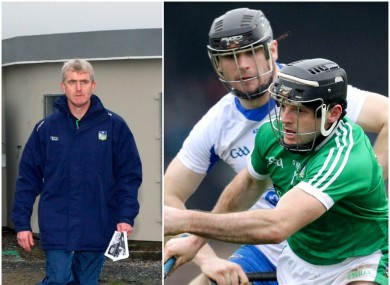 New Limerick boss John Kiely saw players like Alan Dempsey help deliver a victory today.