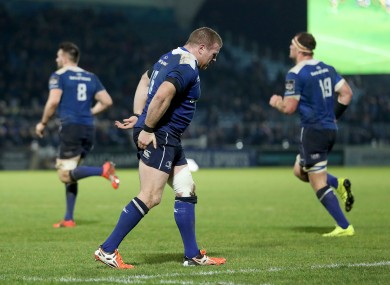 Cronin sustained the injury in the win over Zebre.