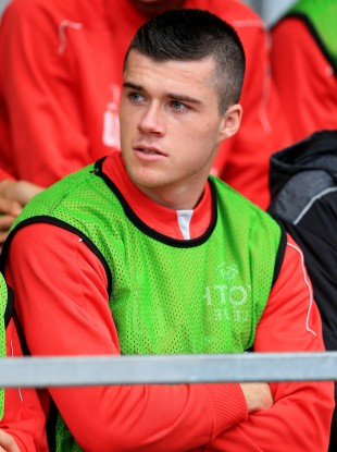 Alex O'Hanlon spent five years with Liverpool.