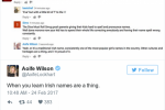 An Irish journalist had an excellent response when a troll suggested Aoife was a 'smug, posh name'