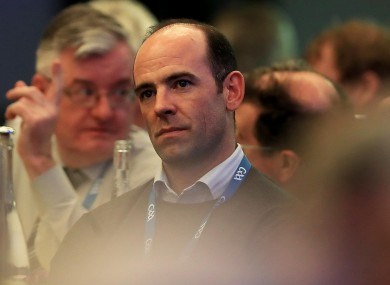 GPA chief executive Dermot Earley.