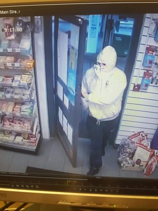 The man threatened staff at the shop in Carlow